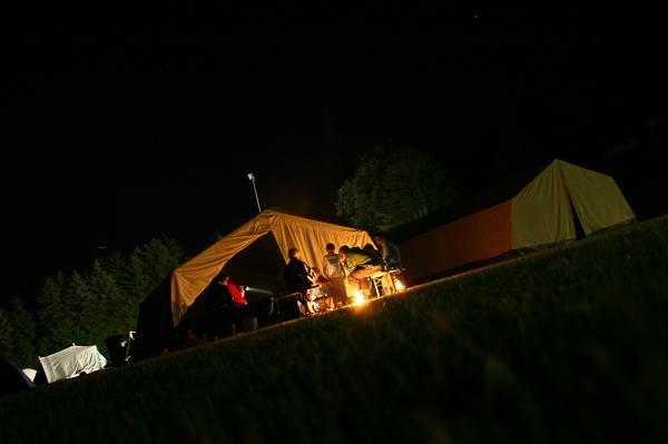 Bild-Zeltlager